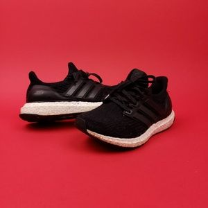 adidas Shoes - Adidas Ultra Boost 3.0 j Core Black sneakers 5.5y